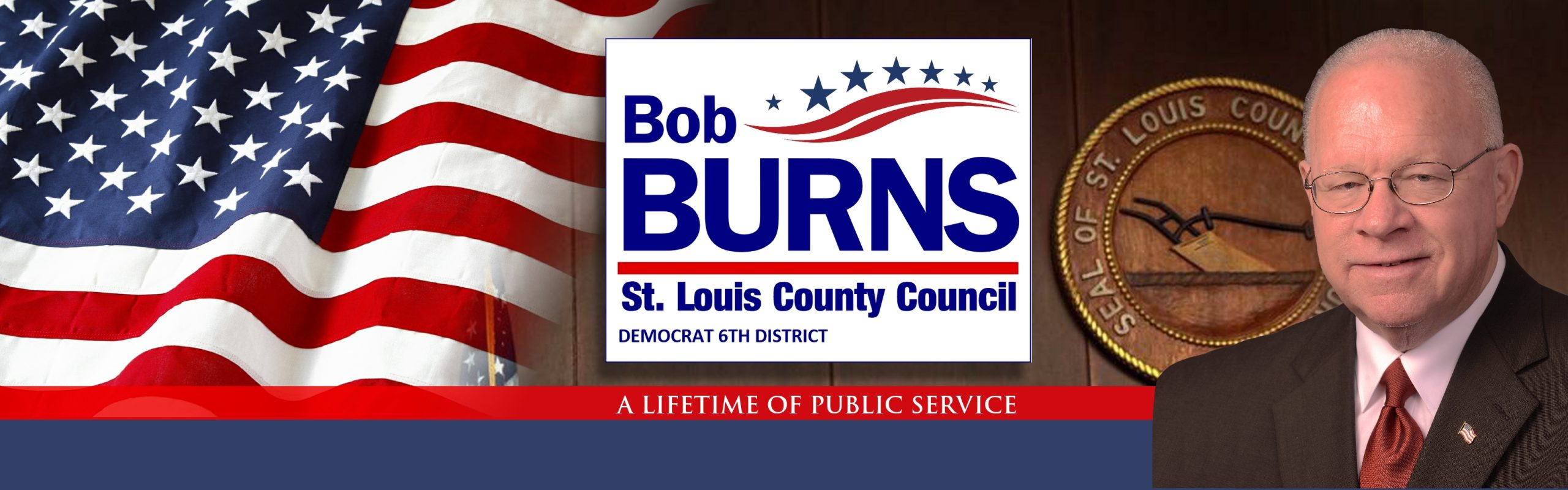 Bob Burns for County Council